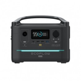 EcoFlow River 600 Max Portable Power Station